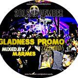 gladness promo  mix (techno) mixed by: MARMES 16-november