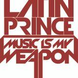 "DJ LATIN PRINCE ""SUMMER WARM UP"" 2012"