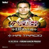 11.10.2014 - Trancefusion The Legends - Kai Tracid