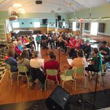 Feile Tilting Singing Circle - Fogo Island