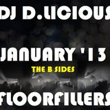 January Floorfillers 2013: The B Sides