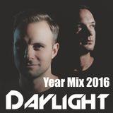 Daylight Radio 31 - 2016 Year Mix Special