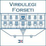 Virðulegi forseti 1. þáttur - Ragnheiður Ríkharðsdóttir