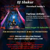 DJ Shakur - Throwback Sunday's