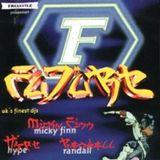 DJ Randall + MC 5ive-O + MC GQ @ FUTURE, Walzmuehle Ludwigshafen (23.12.1995)