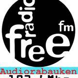 Audiorabauken(Silence) live at Radio FreeFm - Step Up Show
