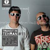 """Dafi Fools - """"Transit in Tehran"""" Mix session #11"""