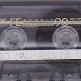 DJ Ital & Shockin B / DJ Probe & IC3 - Kool FM - 22.11.1997