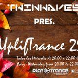 Twinwaves pres. UplifTrance 259 (21-11-2018)