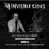 Invisible Cities on Cowbell Radio - May edition with Rogér mixtape