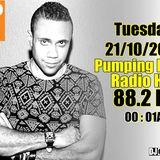 DJ Cheetos = Pumping Beats -Radio Hits 88.2 FM - 21.10.2014.
