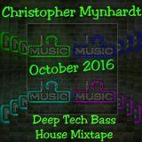 October 2016 Deep Tech Bass House Mixtape