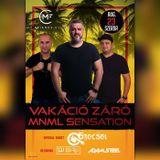 2017.08.23. - Vakáció Záró MNML Sensation - My Friends Club, Debrecen - Wednesday