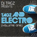dj tagz - tagz n electro vol 1