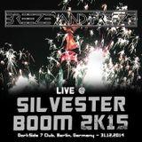 Breeze & Freeze - Live @ Silvester Boom 2k15, DarkSide7 Club, Berlin, Germany - 31.12.2014