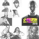 J-Fresh Refreshers Mix 2018