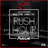 RUSH HOUR #15 BY SAY WHAAT - LUNIS & TOP DAN & MESSAGE