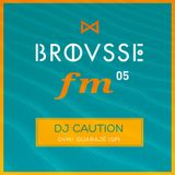 Brousse FM #05: DJ Caution (OVNI Guarajé)
