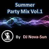 Summer Party Mix Vol.1 (DJ Nova-Sun Mix)