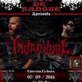Programa Cova de Sangue - Cangaço Rádio Rock - #17 - Entrevista com a Banda Individual (07.09.2016)