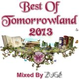 Best Of Tomorrowland 2013 - Mixed By ZuGé (2013)