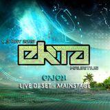 Orion - Ekta Festival (DJ Set - MainStage) www.ektafestival.com - 02.05.15
