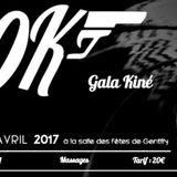 PODCAST - CoKINE - L'asso des kiné et leur gala le 21 Avril