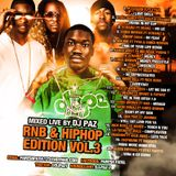 DJ PAZ RNB & HIP HOP VOL.3