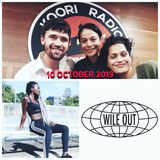 10 October 2019  - Kimberly and Cini with DJ Goanna + Wile Out's Paulo Flores + Glo