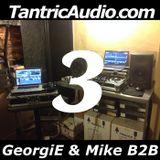 GeorgiE & Mike - Who's Molly - Tech House 2.5 Hour Set - Nov2014