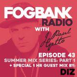 Fogbank Radio 043 | Diz