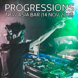 Progressions - New Asia Bar (14 November 2015)