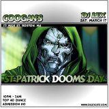 Saint Patrick Dooms Day Promo Mix