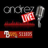Andrez LIVE! S11E05 On 06.10.2017
