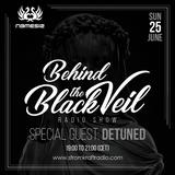 Nemesis - Behind The Black Veil #006 Guest Mix (Detuned)
