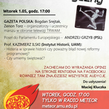 Rentgen Polityczny 1.05: Gazeta Polska (Frejtak, Torz), Grzyb (PSL), Ilski (Instytut Historii, UAM)