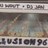 DJ's Wout & Jan @ Illusion - XX0896