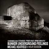 Bunker Underground Feelings 24-11-18