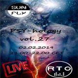 Sunfly - Psy-hology vol.27