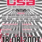 Amok @ USB 7 Year Birthday (18-08-2007)
