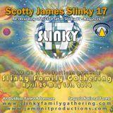 Scotty James – Slinky 17 Set Re-Recording – May 2016