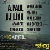 DJ Link Live at Sakog - Austria - 16th April 2016