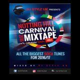 Notting Hill Carnival 2016 MIXTAPE- DJ STYLZ UK