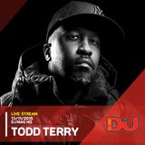 Todd Terry Live from DJ Mag HQ 13/11/2015