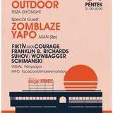 Courage live @Smokey Monday outdoor