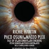 Richie Hawtin - Live @ ENTER.Main Space Ibiza (Spain) 2014.07.03.