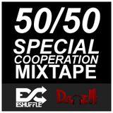 DJ e.shuffle vs. Danc!t - 50/50 Special Cooperation Mixtape [House | Electro]