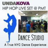 DJ UNDAKOVA HIP HOP MIX LIVE @ PMT E.O.F Sessions Sept 2013