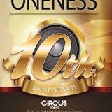 ONENESS 10th Anniversary Memorial Mix R&B Ver Mixed By DJ HIROKI,SHO,JUNSA&NESS