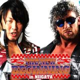 W2M Extra # 24:  NJPW New Beginning in Niigata 2016 Review